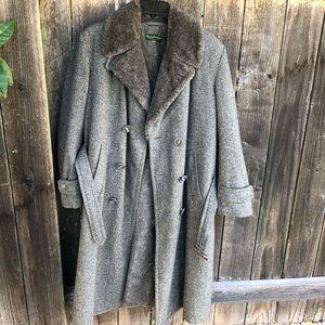 🗿🗿 Vintage Abercrombie & Fitch wool jacket